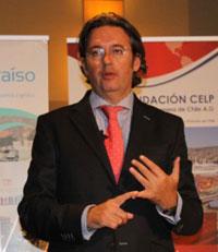 Miguel Garín Alemany, director de desarrollo internacional de la Fundación Valencia Port